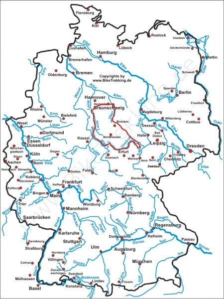 deutschlandkarte blanco Deutschlandlandkarten/ Life In Germany   Lessons   Tes Teach
